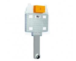 Смывной бачок скрытого монтажа OLI74 Plus 601602 (пневматический смыв)