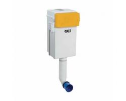 Смывной бачок скрытого монтажа OLI Quadra Plus 037172 (пневматический смыв)