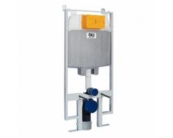 Инсталляция для подвесного унитаза OLI74 Plus S90 Sanitarblock 601803 (механический смыв)