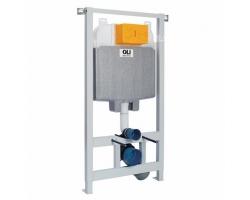 Инсталляция для подвесного унитаза OLI74 Plus Sanitarblock 601804 (пневматический смыв)