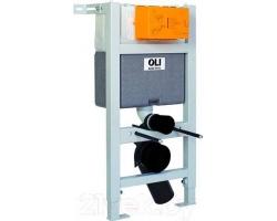 Инсталляция для подвесного унитаза OLI Expert Evo/Speed 721703 (механический смыв)