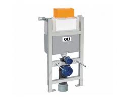 Инсталляция для подвесного унитаза OLI Expert Evo Plus Sanitarblock 721705 (пневматический смыв)