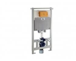 Инсталляция для подвесного унитаза Oli80 Sanitarblock 300573p (пневматический смыв)