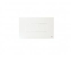 Смывная клавиша Oli Karisma 641001 (белая)