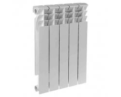 Радиатор биметаллический Remsan Expert РБС 500/100 (5 секции)