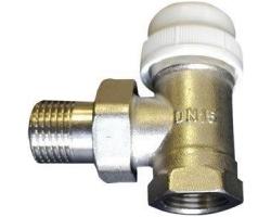 Клапан термостатический Remsan Ду 15 1/2 (угловой)