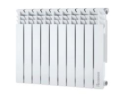 Радиатор алюминиевый Remsan Professional 500 (10 секций)