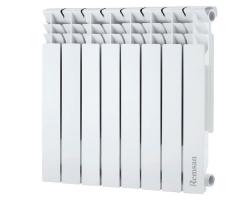 Радиатор алюминиевый Remsan Professional 500 (8 секций)