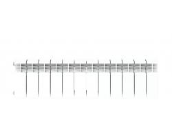 Радиатор алюминиевый Rifar Alum 200 (12 секций)