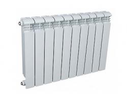Радиатор алюминиевый Rifar Alum 350 (10 секций)