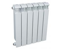 Радиатор алюминиевый Rifar Alum 500 (6 секций)