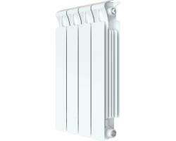 Радиатор биметаллический Rifar Monolit 500 (4 секции)