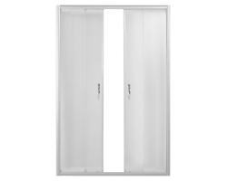 Дверь для душа River Dreike 150 MT 150х185 (матовое стекло)