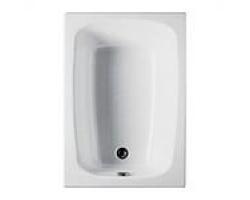 Чугунная ванна Roca Continental 120x70 7.2115.0.600.1 (211506001) (без противоскользящего покрытия)