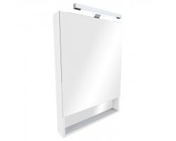 Зеркало-шкаф Roca Gap 60 см. Z.RU93.0.288.5 (ZRU9302885) (белое, глянцевое)