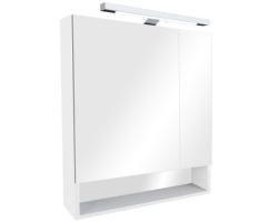 Зеркало-шкаф Roca Gap 70 см. Z.RU93.0.288.6 (ZRU9302886) (белое, глянцевое)