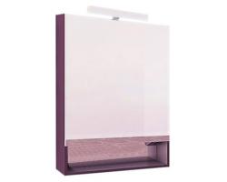 Зеркало-шкаф Roca Gap 60 см.  Z.RU93.0.275.1 (ZRU9302751) (фиолетовое)