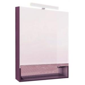 Зеркало-шкаф Roca Gap 80 см. Z.RU93.0.275.3 (ZRU9302753) (фиолетовое)