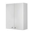 Шкаф навесной Руно Кредо 50 (белый)