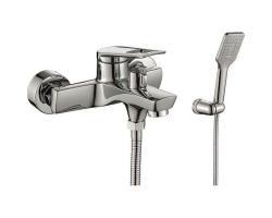 Смеситель для ванны Rush Socotra ST1235-44 (хром глянец, с душевым комплектом)