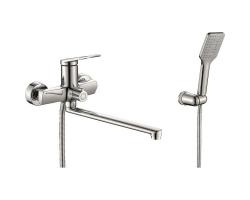 Смеситель для ванны Rush Socotra ST1235-51 (хром глянец, с душевым комплектом)