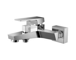 Смеситель для ванны Rush Thira TR3635-44 (хром глянец, с душевым комплектом)
