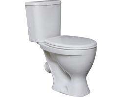 Унитаз напольный Sanita Формат Эконом (полипропиленовое сиденье)