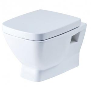 Унитаз подвесной Сантек Нео 1.WH30.2.410 (дюропластовое сиденье)(1WH302410)