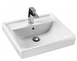 Раковина Сантек Тигода 55 1.WH30.2.126 55 см. (белая, мебельная)