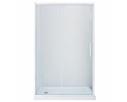 Дверь для душа SSWW LA60-Y21 L 110х195 (левая, прозрачное стекло)
