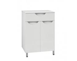 Комод напольный Style Line Жасмин 60 ЛС-00000335 60 см. (белый)