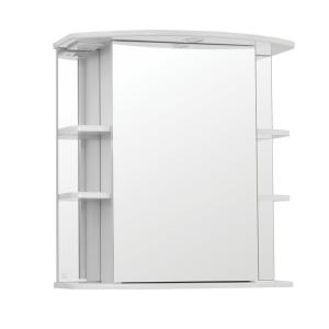 Зеркало-шкаф Style Line Эко Стандарт Лира-700/С ЛС-00000123 70 см. (белое)