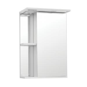Зеркало-шкаф Style Line Эко Стандарт Николь-450/С ЛС-00000115 45 см. (белое)