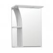 Зеркало-шкаф Style Line Эко Стандарт Виола-500/С ЛС-00000117 50 см. (белое)