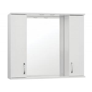 Зеркало-шкаф Style Line Эко Стандарт Панда-1000/С ЛС-00000239 100 см. (белое)