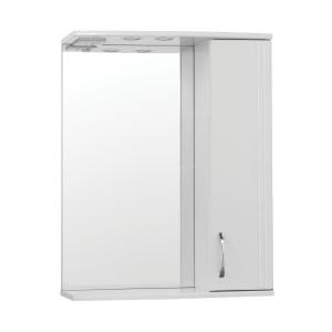 Зеркало-шкаф Style Line Эко Стандарт Панда-650/С ЛС-00000132 65 см. (белое)