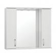 Зеркало-шкаф Style Line Эко Стандарт Панда-900/С ЛС-00000133 90 см. (белое)