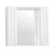 Зеркало-шкаф Style Line Канна 90/С ЛС-00000167 90 см. (белый)