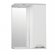 Зеркало-шкаф Style Line Жасмин 60/С ЛС-00000040 60 см. (белый)