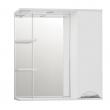 Зеркало-шкаф Style Line Жасмин 80/С ЛС-00000044 80 см (белый)