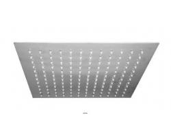 Верхняя душевая насадка Teorema Square Flat 400 IH065CRSC 400x400 мм.