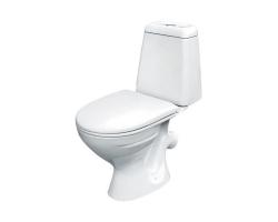 Унитаз напольный Cersanit Mito Hit S-KO-MI-HIT-ST-P-w (полипропиленовое сиденье)