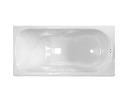 Чугунная ванна Универсал Сибирячка ВЧ-1500 150х75 (без отверстий под ручки)