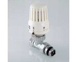 Клапан с термостатической головкой Valtec VT.048.N.04 1/2 (прямой)