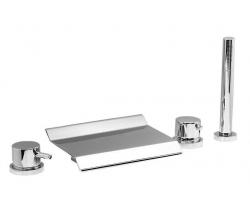 Смеситель для ванны на 4 отверстия Vega Grand Lux 91А1725125