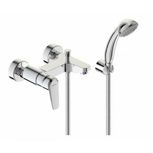 Смеситель для ванны Vidima Balance BA267AA (хром глянец, с душевым комплектом)