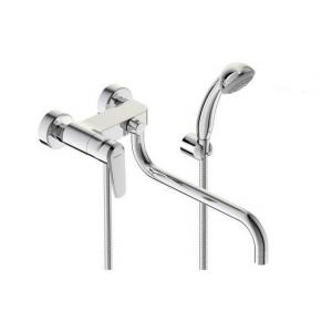 Смеситель для ванны Vidima Balance BA268AA (хром глянец, с душевым комплектом)