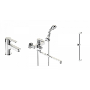 Комплект смесителей для ванной комнаты Vidima Optima BA380AA