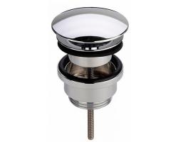 Донный клапан Viega Visign V1 492687 (хром глянец, click-clack)
