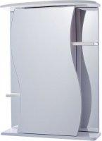 Зеркало-шкаф Vigo Alessandro 55 см. 3-550 (№11-550, белое)